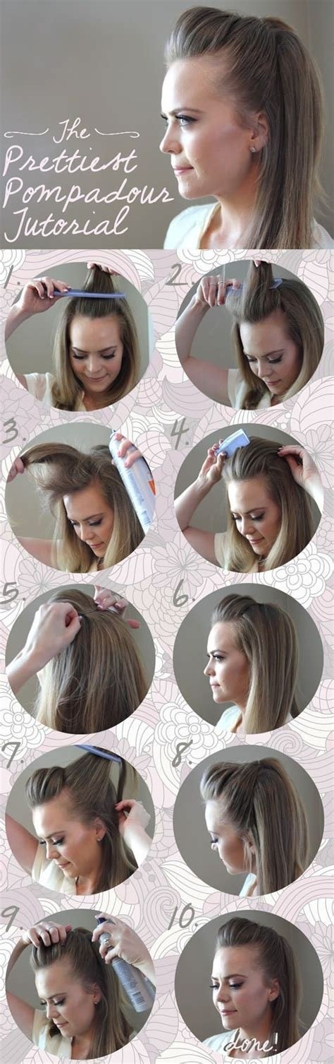 13 five minute hairstyles for school stylequick