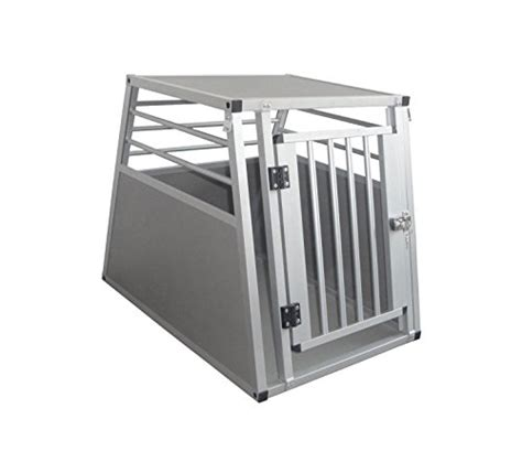 wire crate cool runners pro series secure aluminum pet travel