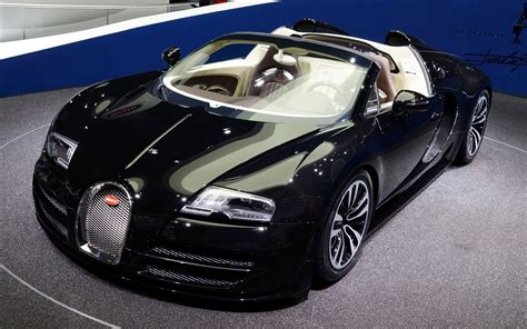 Bugatti Veyron Wallpapers Motor Show
