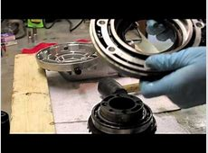 BMW Final Drive Disassembly YouTube