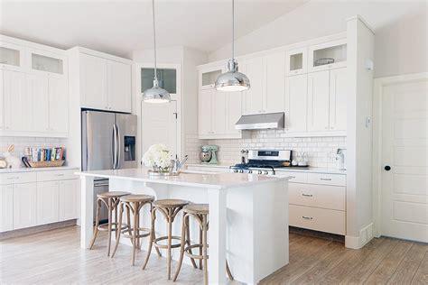 Allwhite Kitchen Design Ideas
