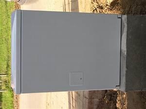 Coffret Electrique Exterieur Etanche : suivez la construction d 39 une maison passive page 4 ~ Dode.kayakingforconservation.com Idées de Décoration