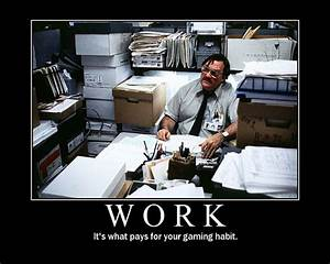 Funny Quotes About Work. QuotesGram