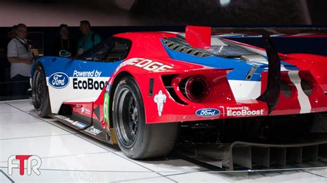 le berger car diffuser sema 2015 coverage ford booth fully torqued racing