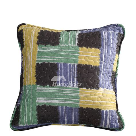 Decorative Pillows For by Modern Decorative Pillows For Cotton Large Colored