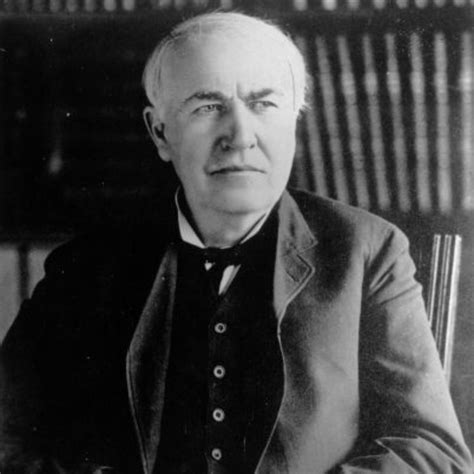 Thomas Edison Biography Biography
