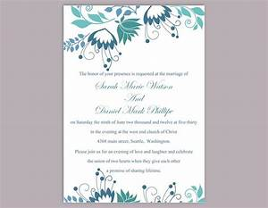 word invitation template floral invitation template With wedding invitation templates for word 2013