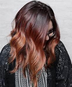 Ombré Hair Cuivré : 40 fresh trendy ideas for copper hair color in 2019 hair ~ Melissatoandfro.com Idées de Décoration
