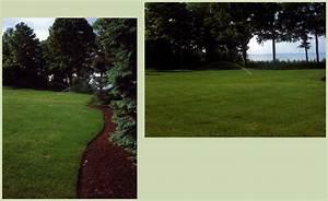 Irrigation and landscape lighting