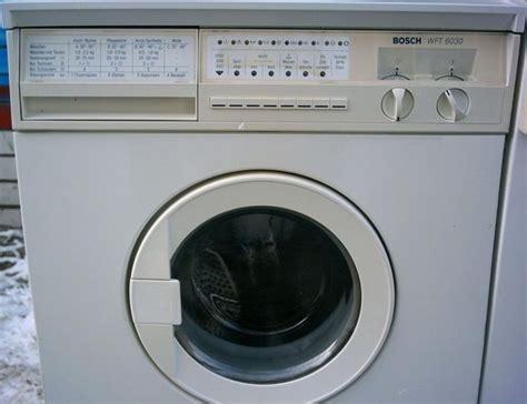 Neff V Aeg V Bosch Washer Dryer Confusion