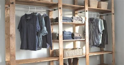 20 ideas hacer un closet gastar slats furniture plans and easy diy projects