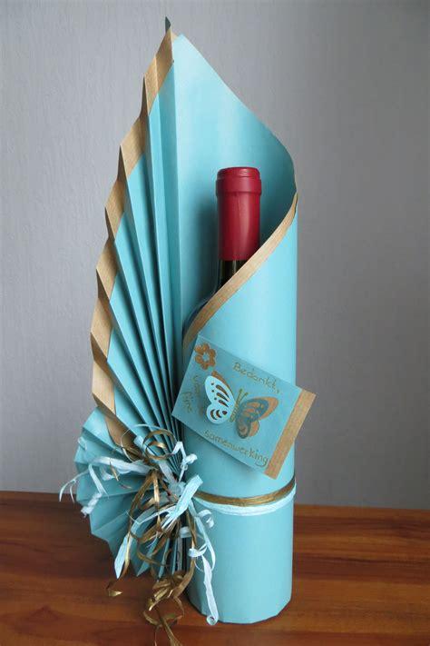 flaschen originell verpacken flaschen geschenk geschenke geschenke