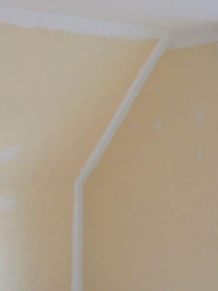 Wand Zur Hälfte Streichen by Diy W 228 Nde Farbig Streichen Der Trick Kitschwerk De