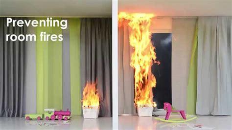 preventive fire protection  flame retardant textiles