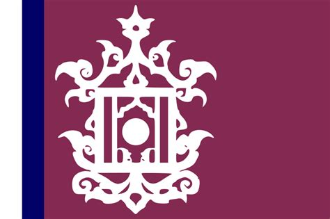 Flag Of The Sultanate Of Sulu Se Asia 1405 1915