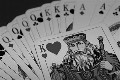 Cards Card Deck Wallpapers Playing King Casino