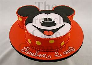 Gateau Anniversaire Garcon : cake for boys mickey gateau d 39 anniversaire pour enfants ~ Melissatoandfro.com Idées de Décoration