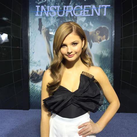 Stefanie Scott - 'Insurgent' Premiere in New York City ...