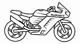 Bike Drawing Coloring Motorcycle Sport Pages Clipart Sports Street Getdrawings Drawings Colors Paintingvalley Webstockreview sketch template