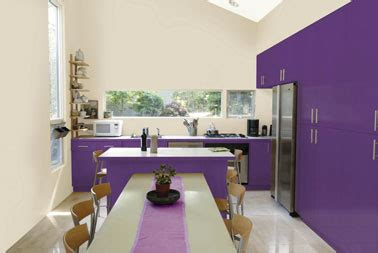 peinture cuisine violet peinture cuisine couleur violet et julien