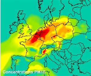 Carte Pollution Air : pollution de l 39 air nos voisins europ ens nous touffent ils vraiment ~ Medecine-chirurgie-esthetiques.com Avis de Voitures