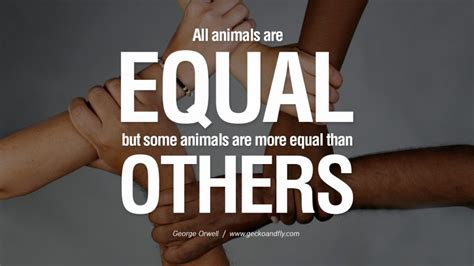 animal farm equality quotes quotesgram