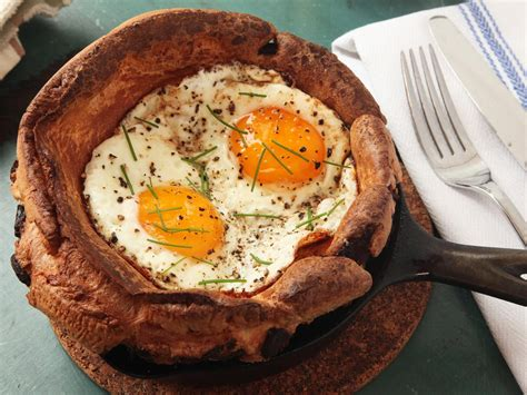 Eggy Puds (Breakfast Yorkshire Puddings With Bacon and ...