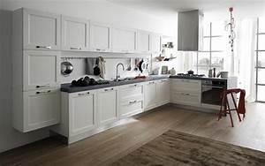 Modele de cuisine moderne en 2016 en 48idees inspirantes for Idee deco cuisine avec modele cuisine 2016