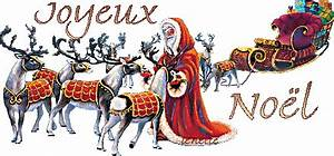 Nom Des Rennes Du Pere Noel : no l p re no l et ses rennes ~ Medecine-chirurgie-esthetiques.com Avis de Voitures
