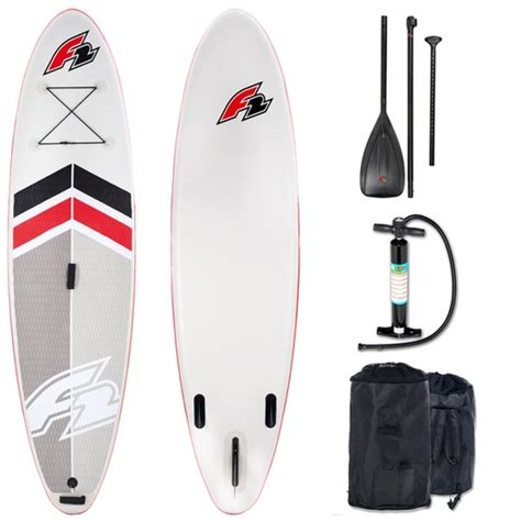 F2 Sup Board 10 6 Paddle And