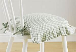seat pads for kitchen and dining chairs With chair cushion covers with ties