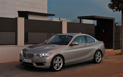 Bmw 2 Series Coupe by Bmw 2 Series Coupe 2014 Widescreen Car Wallpapers