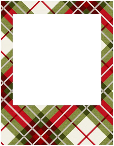library  christmas plaid jpg black  white library png