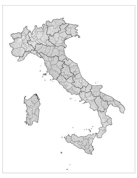 Carte De Region Et Departement Vierge by Carte Italie Vierge D 233 Partements Carte Vierge Des