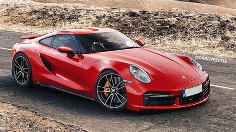 Front-engine Porsche 911 rendering is designed to upset ...