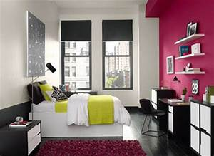 Bedroom accent wall colour and decorating ideas decor for Amazing options for accent wall ideas