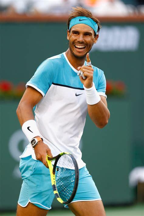 Photos Rafael Nadal Beats Alexander Zverev To Book Indian
