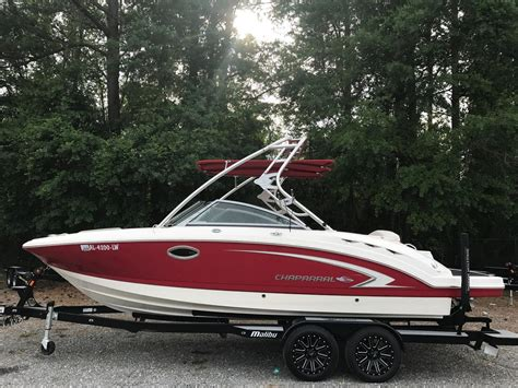 Chaparral Boats Used by Used Chaparral 244 Sunesta Boats For Sale Boats