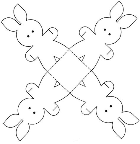 easter bunny cut out template 89047 easter templates free easter decorations and cut outs