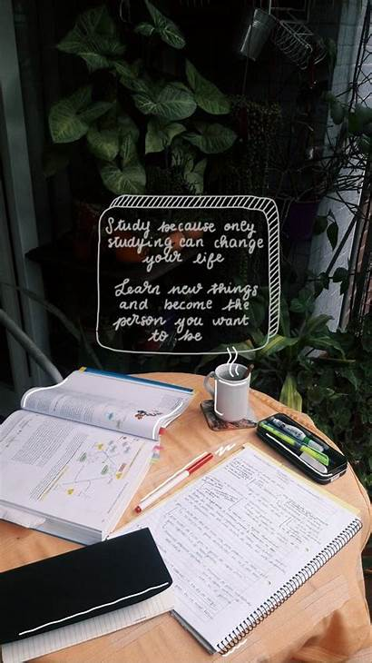 Study Quotes Studying Aesthetic Motivation Wallpapers Procreate