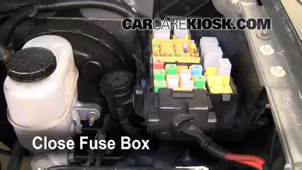 cambio de fusible de ford ranger    ford
