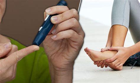 diabetes type  symptoms high blood sugar signs include