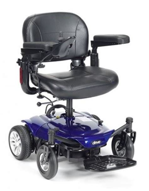 drive cobalt portable powerchair electric travel