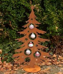 Weihnachtsbaum Metall Dekorieren : weihnachtsbaum metall edelrost rost 60 cm deko tanne tannenbaum ebay ~ Sanjose-hotels-ca.com Haus und Dekorationen