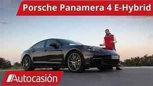 Porsche Panamera 4 E  Test    Review