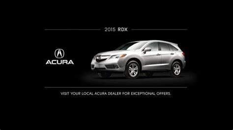 Acura Blondie Commercial by 2015 Acura Rdx Tv Commercial Drive Like A Song By