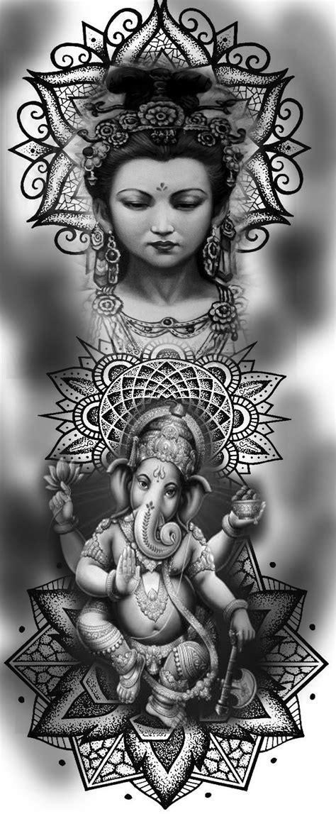 OM GAM GANPATAYE NAMAHA LORD GANESH | Lord Ganesha | Tatuagem ganesha, Tatuagem arte flash e
