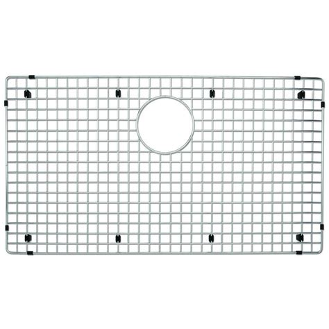 blanco sink protector stainless steel blanco stainless steel sink grid fits precision and