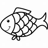 Scales Coloring Fishy Pages Surfnetkids sketch template