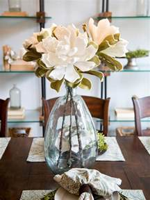 magnolia centerpiece ideas  pinterest